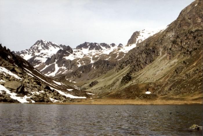 Lac de Cestrède