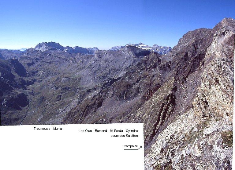 Randonnée : Pic d'Estaragne