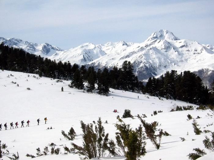 Pic du Midi de Bigorre en montant au Signal de Bassia