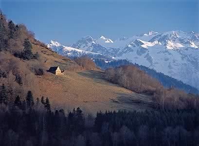 Aneto et sommets du Luchonnais