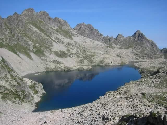 Grand lac d'Ardiden