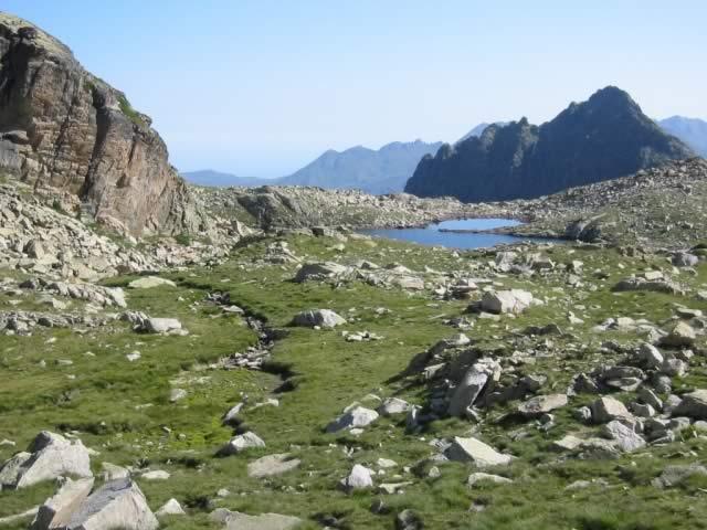 Lac d'Ardiden