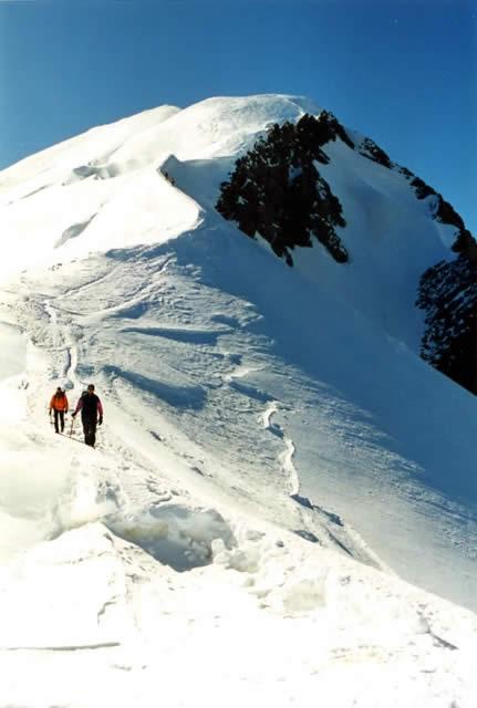 Après la montée...la descente
