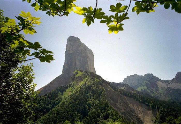 Mt Aiguille, Col des Pellas