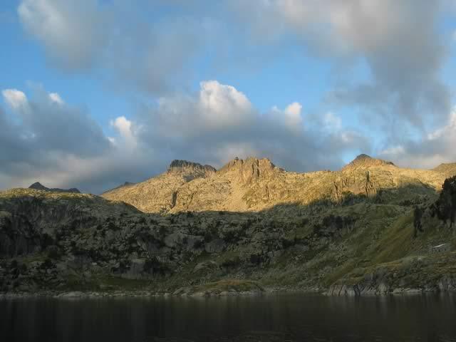 Lac des Encantats