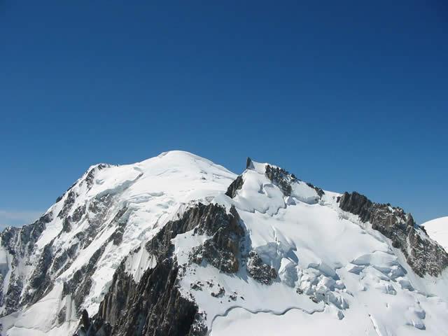 Mont Maudit, Mont Blanc
