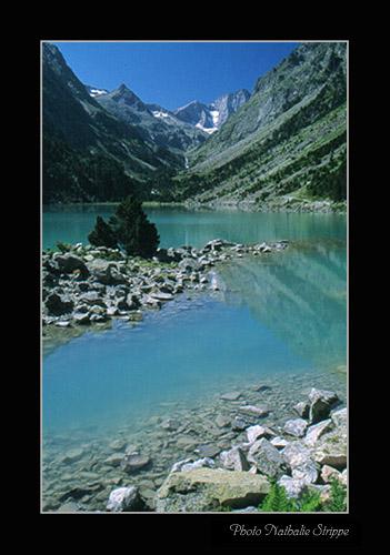 Lac de Gaube par Natstrippe