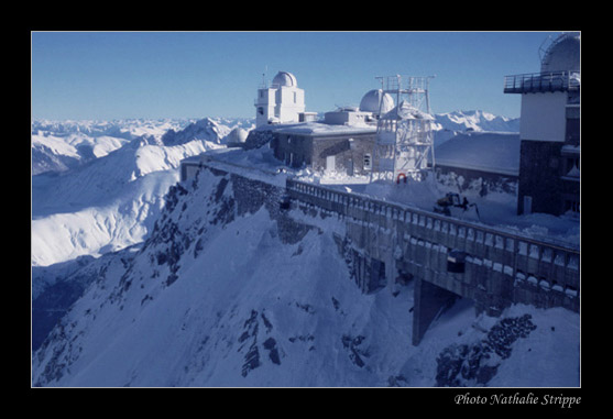 Le site du Pic du Midi