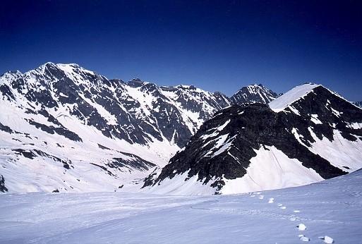 Le Campbieil (3173 m)