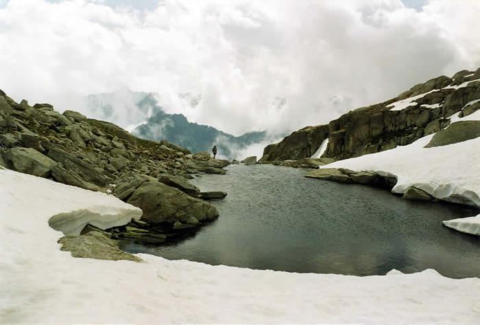 Laquet près du lac du Pourtet