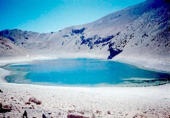 Lac Tamda  au Maroc