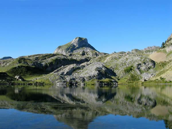 Lac de Roumassot