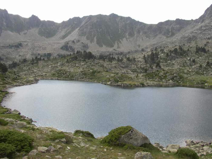 Lac de Madamète