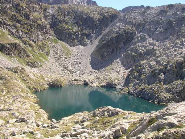Lac Estelat superieur