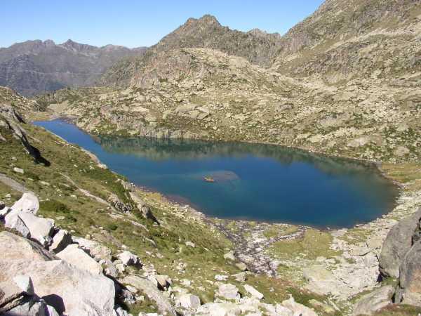 Lac de la Mourele