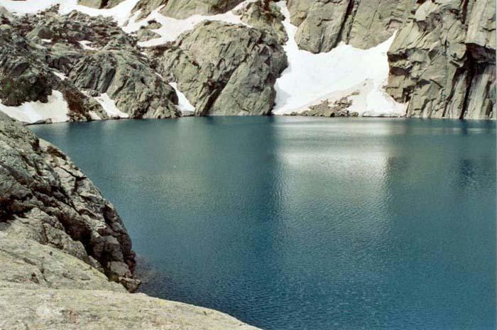 Lac de Capitello