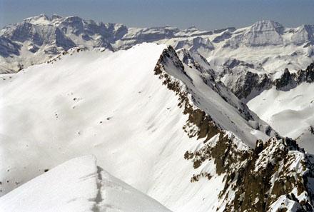 Au sommet de l'Ardiden (@Imag'In Pyrénées)