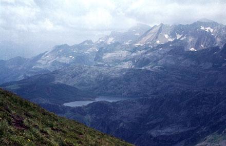 Au sommet du Gabedaille (@Imag'In Pyrénées)
