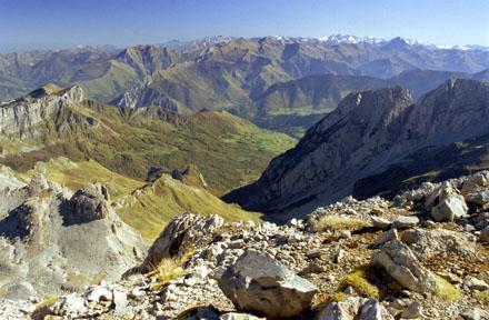 Au sommet de l'Anie (@Imag'In Pyrénées)