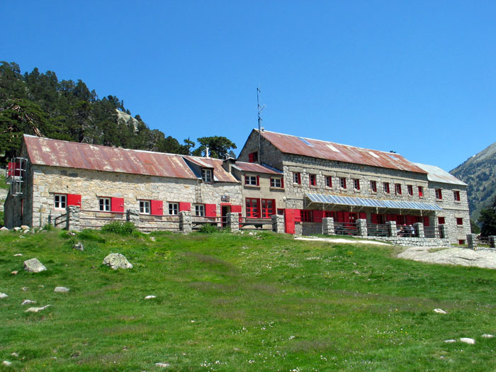 Refuge du Marcadau