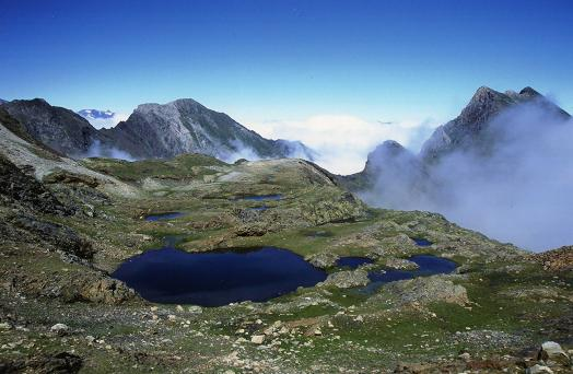 Lacs des Miares