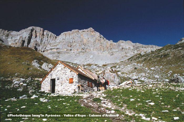 Cabane d'Ardinet