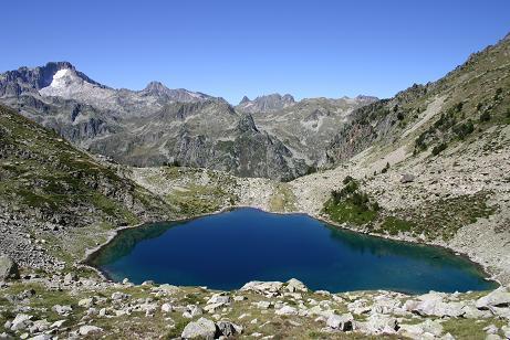 Lac Nère du Pic d'Arrouy
