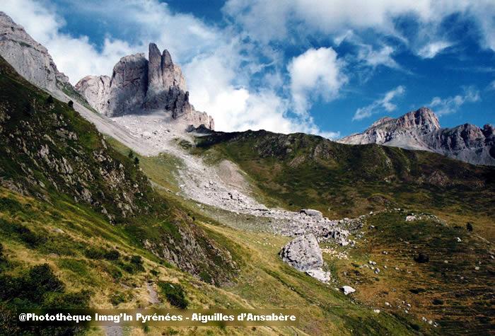 Aiguilles d'Ansabère(Imag'In Pyrénées)