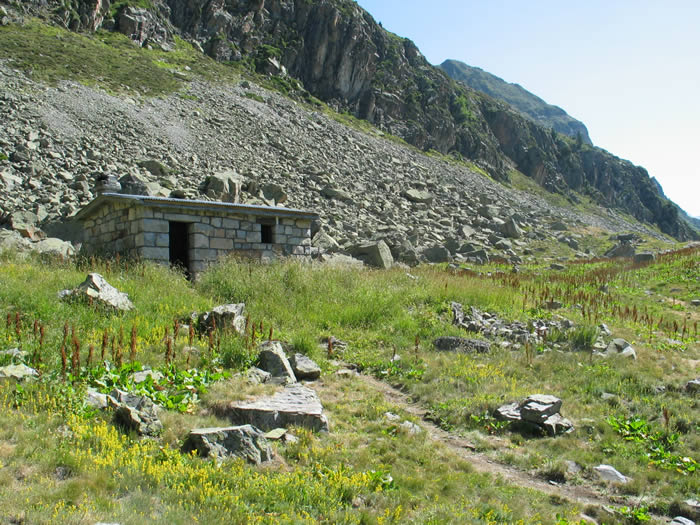 Cabane de Cestrède