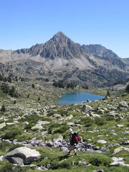 Randonnée : Pic de Bastan