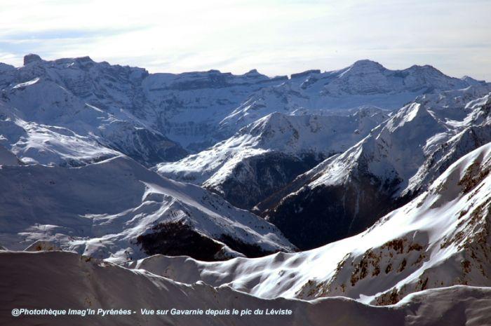 Au sommet du Pic du Léviste(Imag'In Pyrénées)