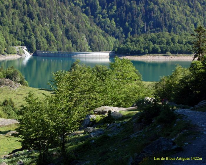 Lac Bious Artigues