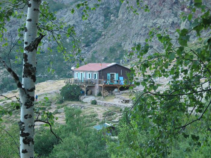 Refuge de Piobbu