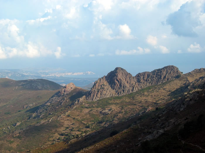 Promontoire d'Arghjova - Etape 1