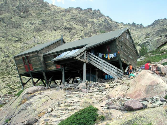 Refuge de Tighjettu - Etape 4