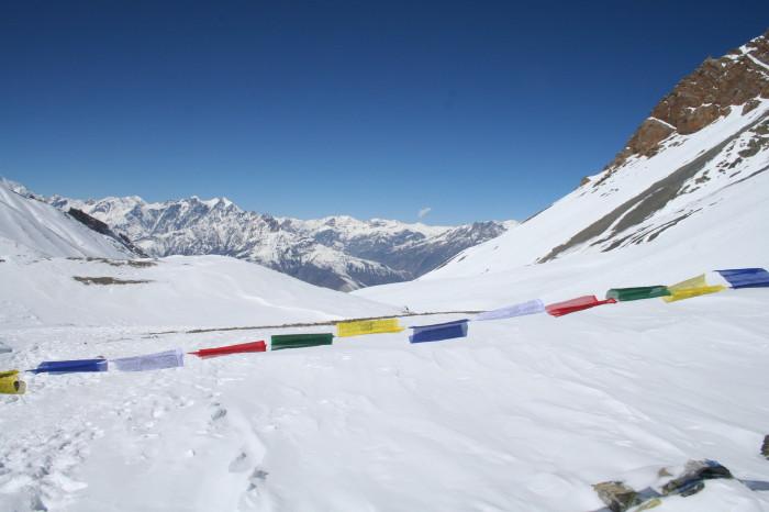 Thorong La  (5416 m)