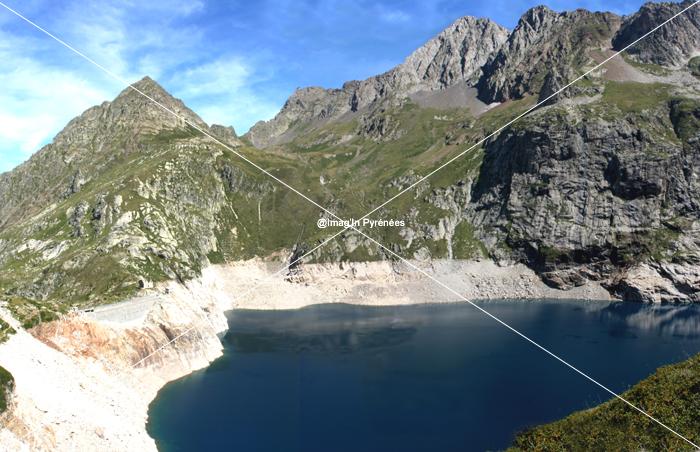 Lac de Caillauas (Imag'In Pyrénées)