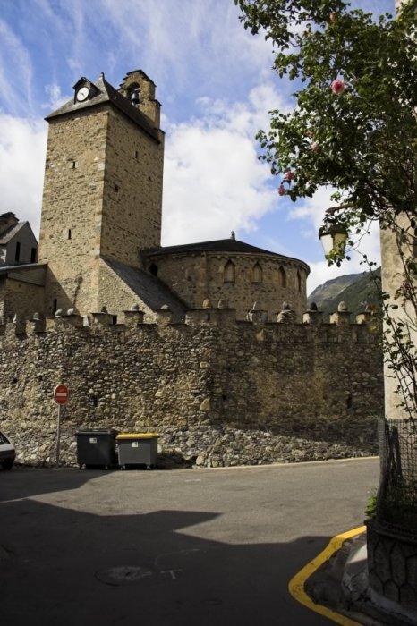 Eglise de Luz Saint Sauveur