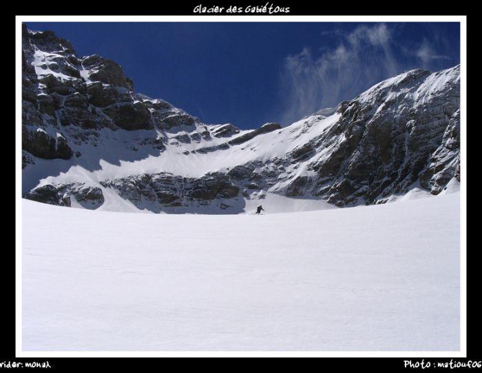 glacier des gabiétous