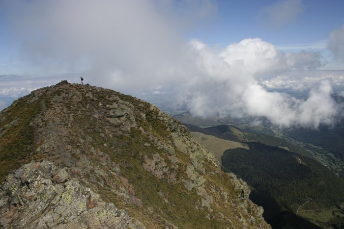 Randonnée au pic de Montaigu
