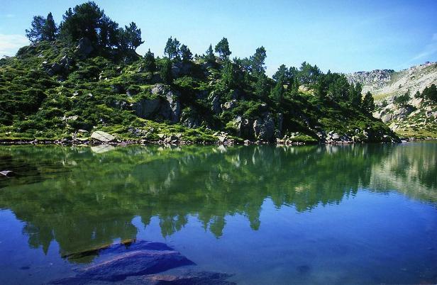 Lac supérieur d'Estibère