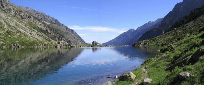Lac & Refuge d'Estom