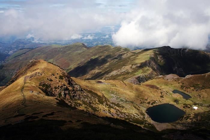 Les lacs du Montaigu