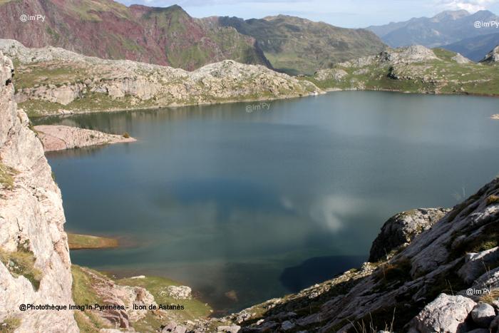 Lac d'Estaëns ou Ibon de Astanès