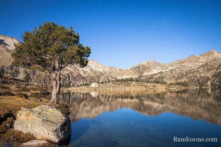 Randonnée pédestre : Randonnée aux lacs d'Aumar et d'Aubert