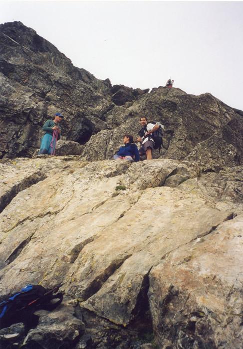 Pic de la Munia