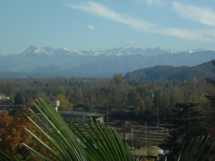 Pic du Midi de Bigorre depuis Pau