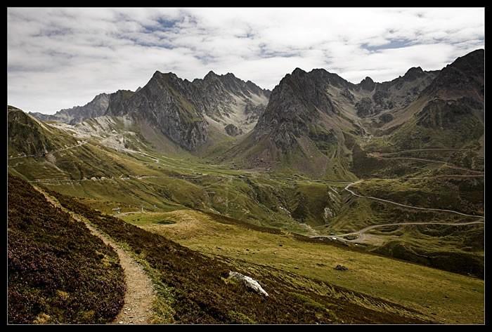 Vallée de Barèges et col du Tourmalet