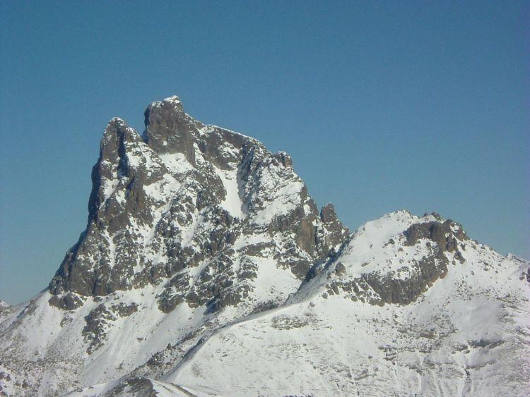 Pic de Canaourouye
