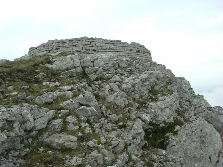 Sous le sommet de Urculu
